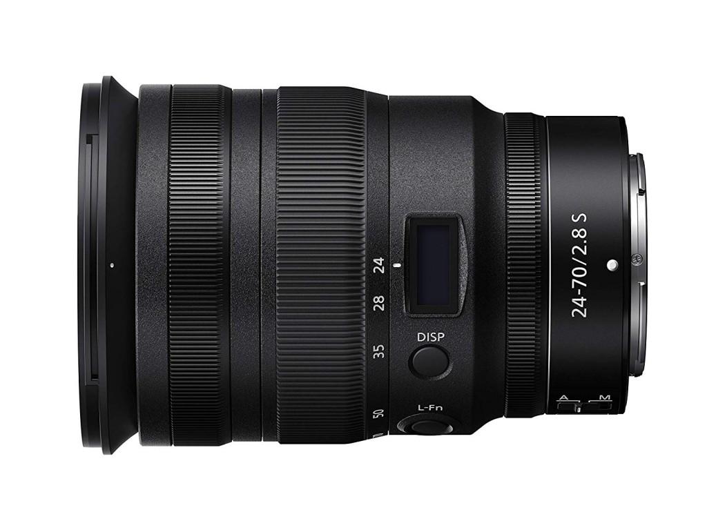 Nikon Nikkor Z 24-70mm F2.8 S lens