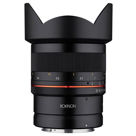 Rokinon MF 14mm F2.8 RF lens