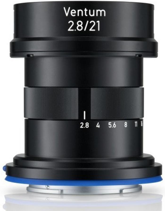 Zeiss Ventum lens