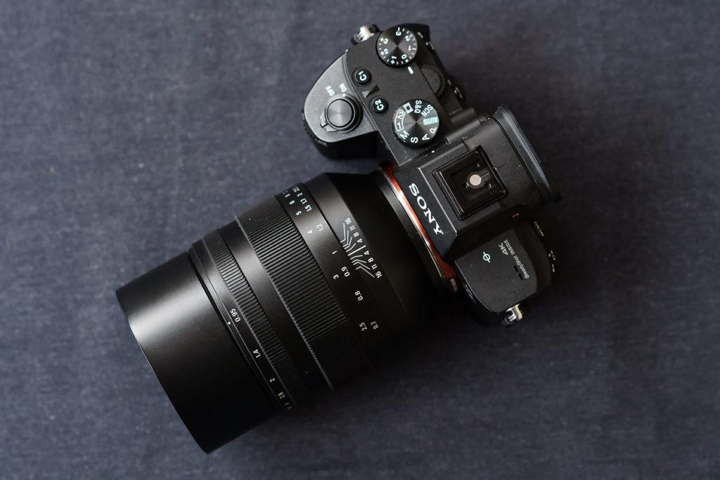 Zenit 50mm F0.95