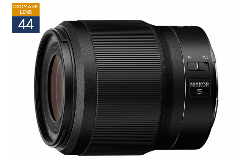 Nikon Z 50mm F1.8 lens