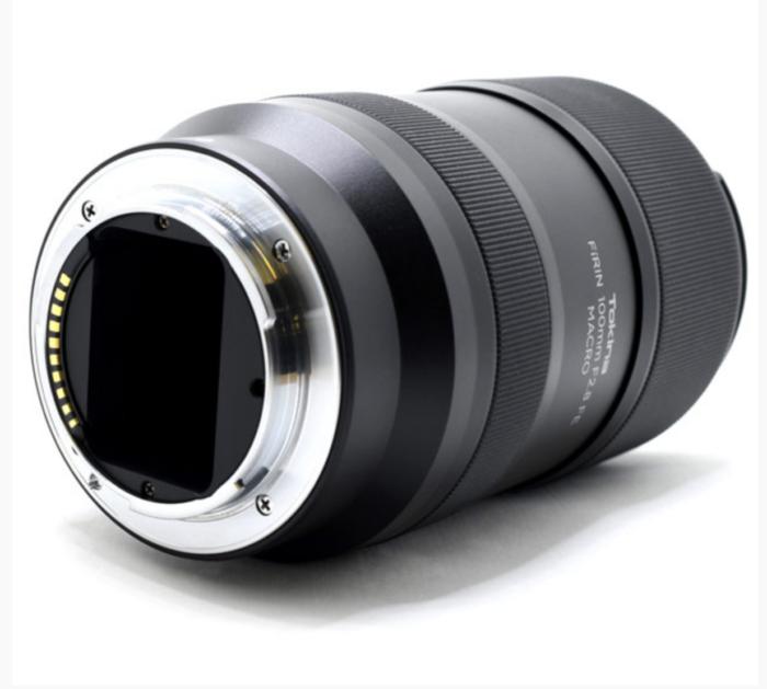 Tokina FiRIN 100mmf2.8 Lens images1