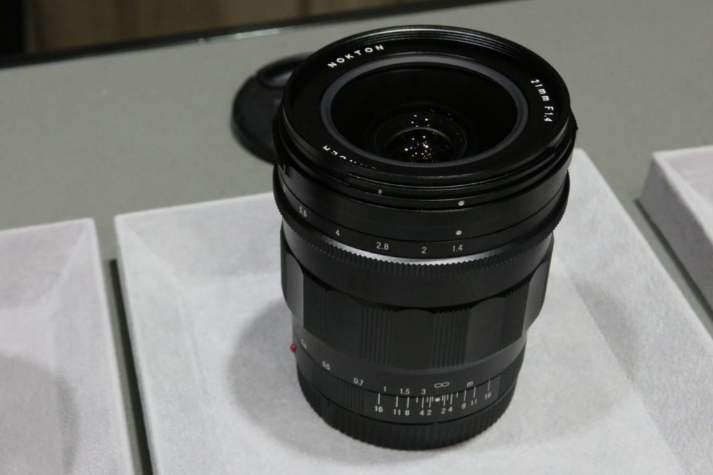 voigtlander Nokton 21mm F1.4 lens for Sony FE images2