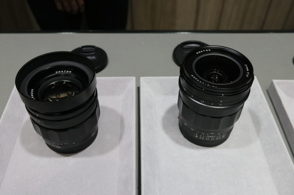 voigtlander Nokton 21mm F1.4 lens for Sony FE images3