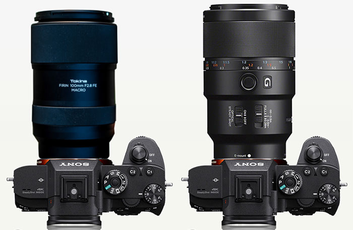 Tokina 100mm F2.8 vs Sony FE 90mm F2.8 Macro