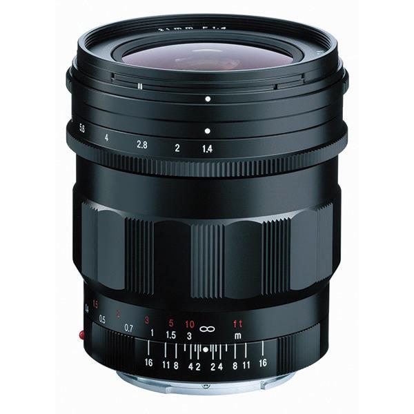 Voigtlander 21mm f1.4 FE lens