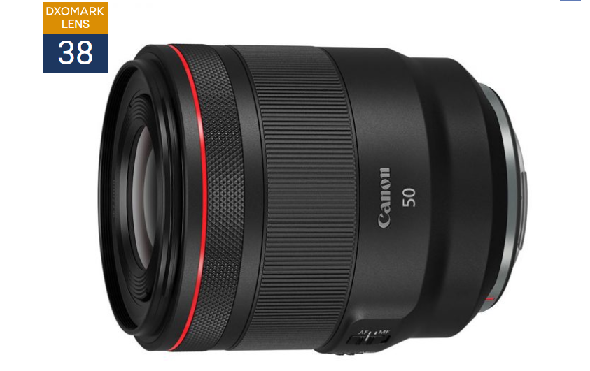 Canon RF 50mm F1.2L review