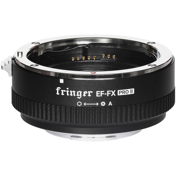 Fringer Autofocus Lens Adapter for Canon EF Lens to Fuji X-Mount