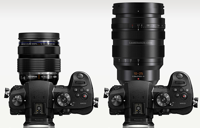 Panasonic 10-25 vs Olympus 12-40