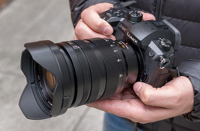 Panasonic Leica DG Vario-Summilux 10-25mm F1.7 ASPH Lens