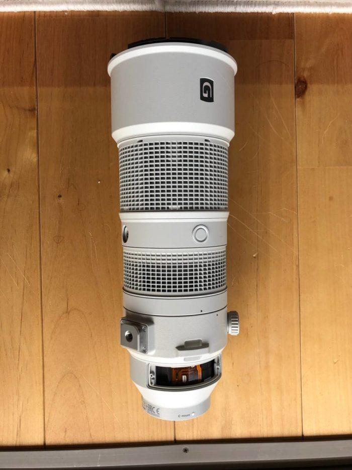 Sony 200-600 G OSS f5.6-6.3 FE lens