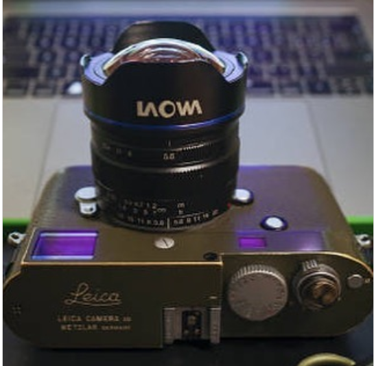 Venus Optics Laowa 9mm f5.6 lens