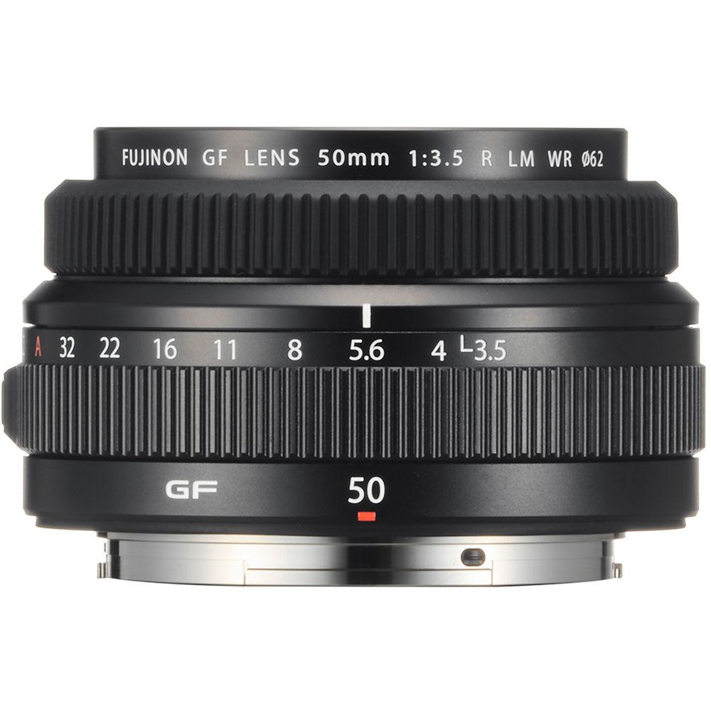 FUJIFILM GF 50mm f3.5 R LM WR