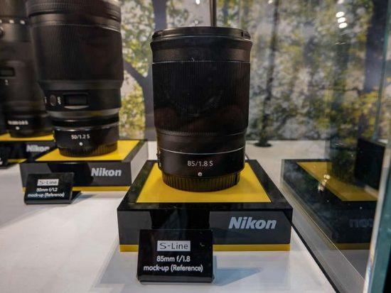 Nikon-NIKKOR-Z-85mm-f1.8-S-lens