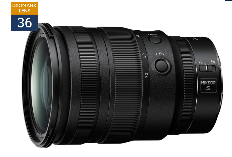 Nikon Z 24-70mm lens review