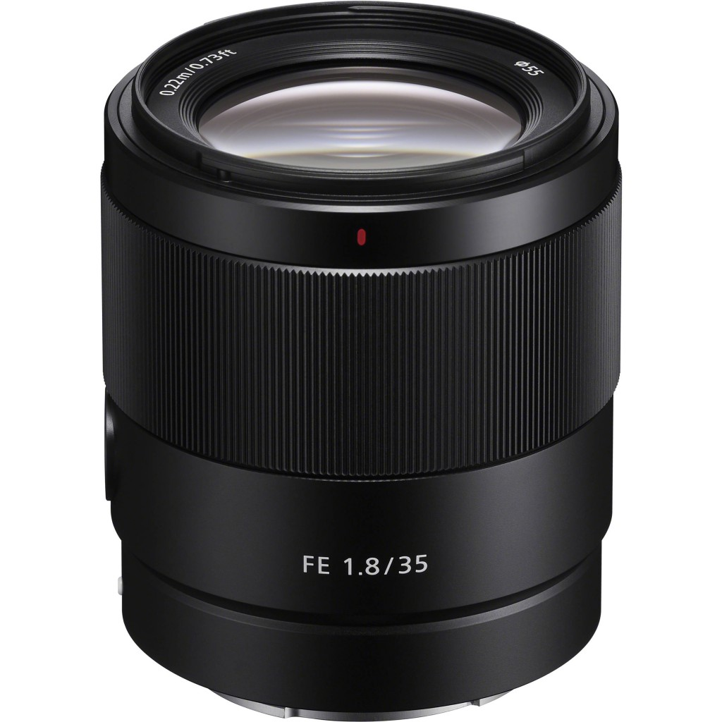 Sony FE 35mm F1.8 Lens Available for Pre-Order