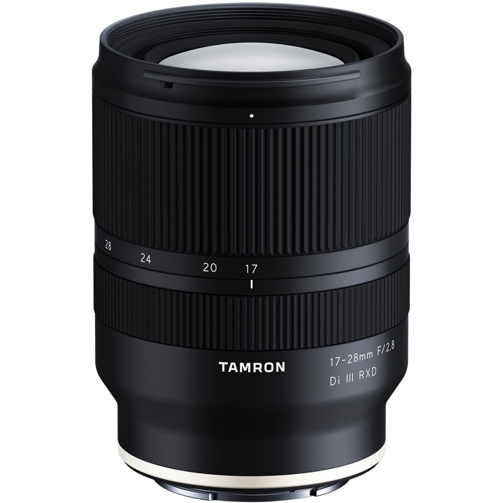 Tamron 17-28mm F2.8 Di III RXD Lens Now In Stock at FocusCamera