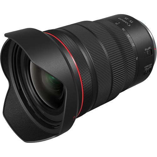Canon RF 15-35mm F2.8L