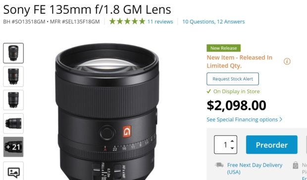 Sony Lens | Lens Rumors