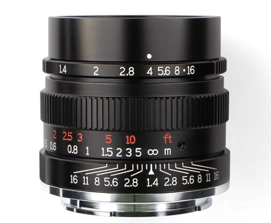 7Artisans 35mm F1.4 FE Lens Available for Pre-Order!