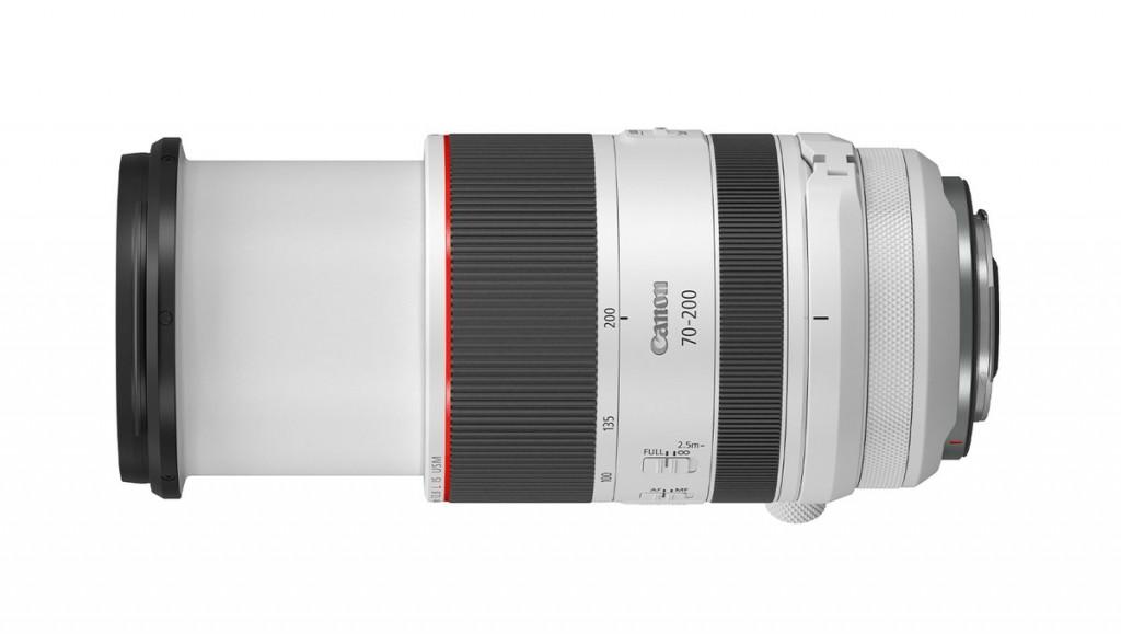 Canon RF 70-200mm F2.8 lens