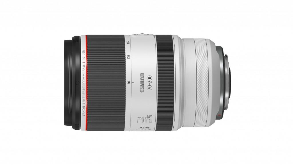 Canon RF 70-200mm F2.8 lens 2