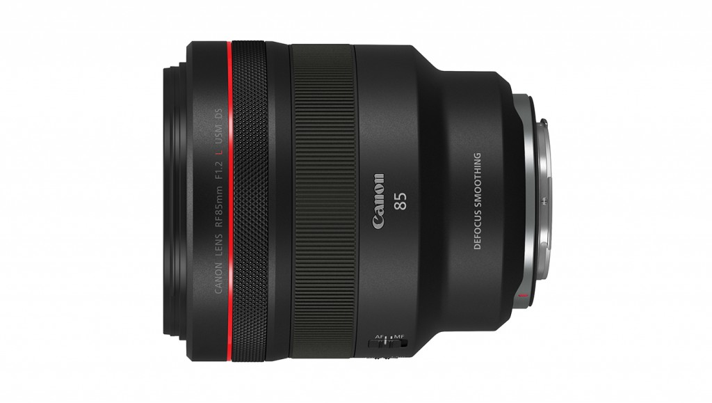Canon RF 85mm F1.2L DS-1