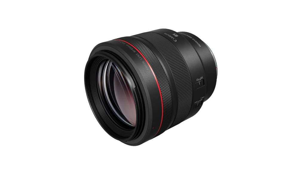 Canon RF 85mm F1.2L DS-2