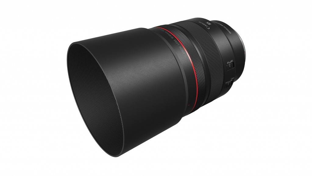 Canon RF 85mm F1.2L DS-3