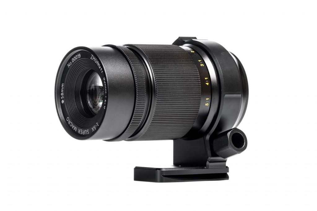Mitakon Creator 85mm f2.8 1-5X Super Macro