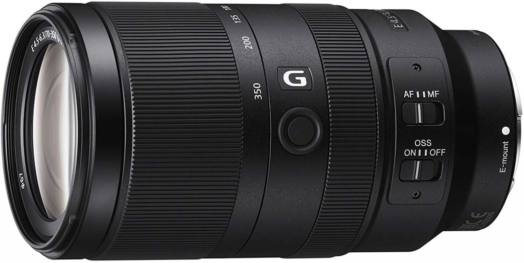 Sony E 70-350mm F4.5-6.3 G OSS lens