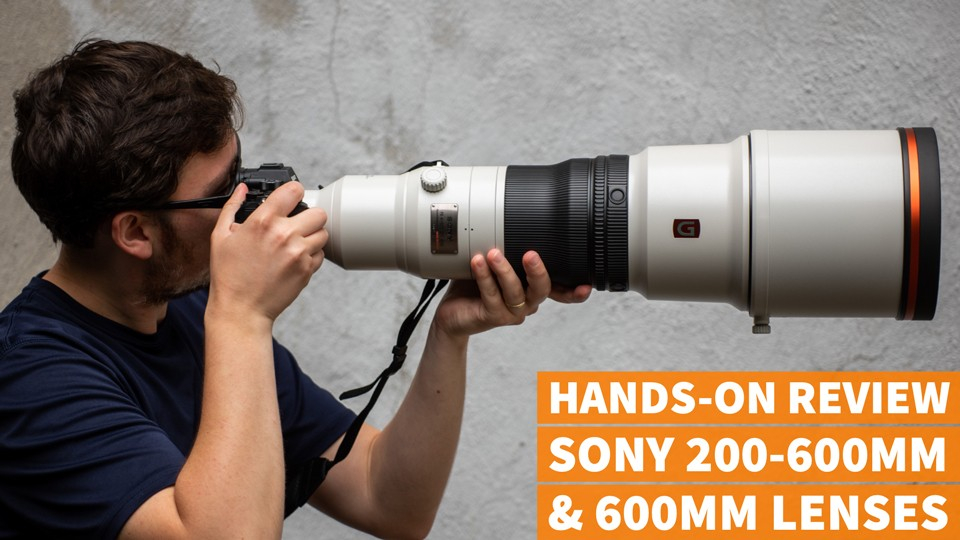 Sony FE 200-600 and 600 lens review