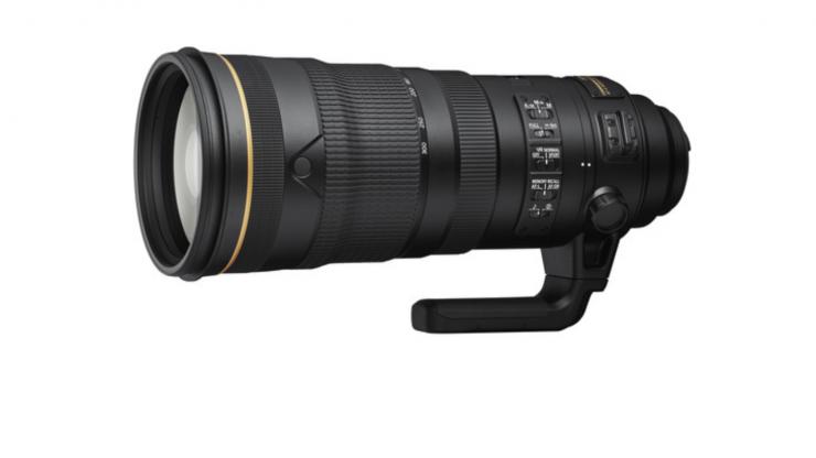 Nikon AF-S 120-300mm f2.8E FL ED SR VR