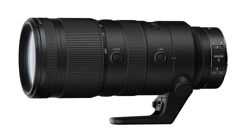 Nikon Z 70-200mm F2.8