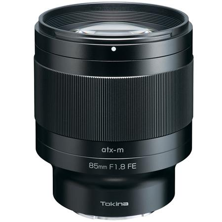 Tokina atx-m 85mm f/1.8 FE Lens In Stock & Shipping