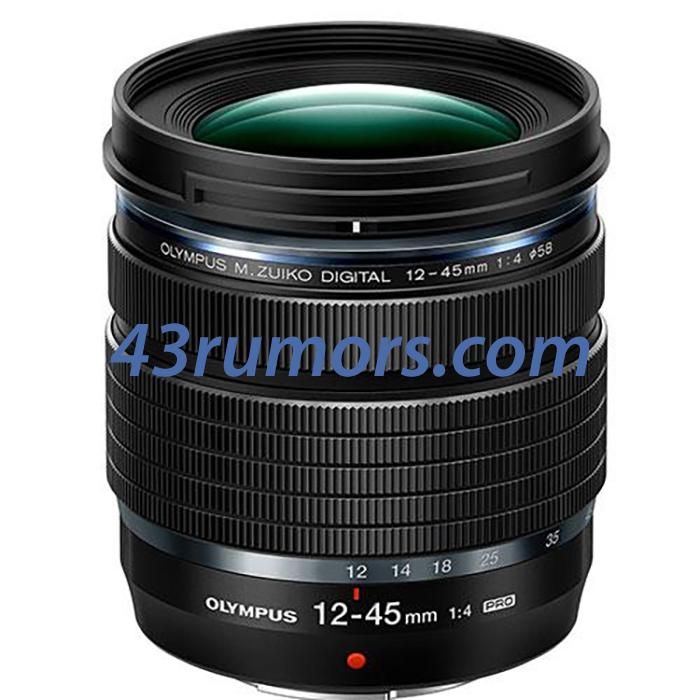 Olympus 12-45mmPro