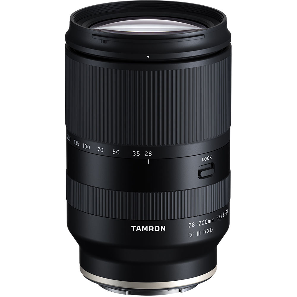 Tamron 28-200mm f/2.8-5.6 Di III RXD Lens for $505 at Greentoe