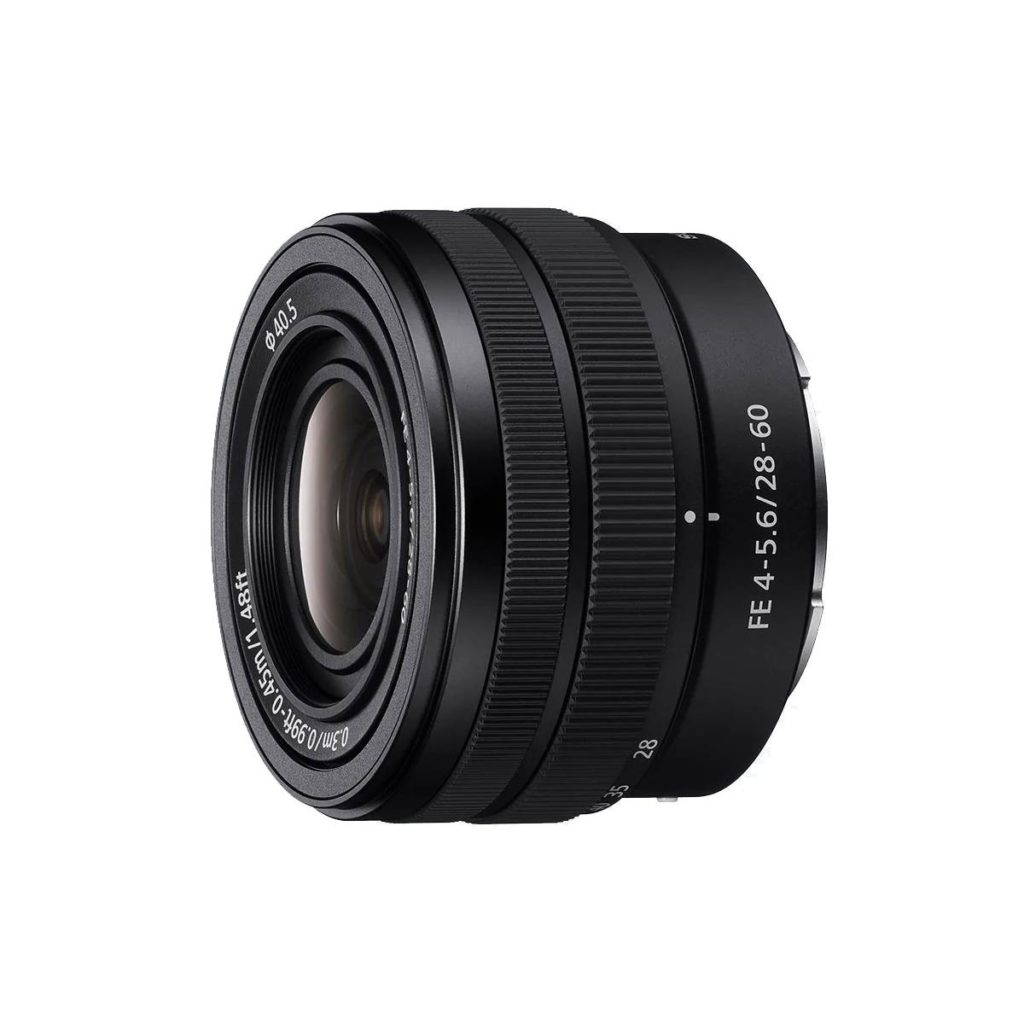 Sony FE 28-60mm F4-5.6 Lens In Stock & Shipping!