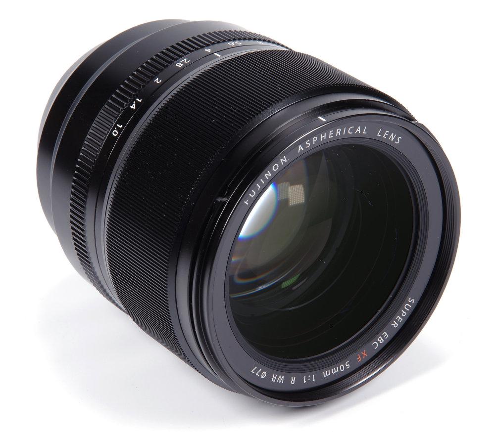 Fujifilm XF 50mm F1.0 R WR Lens Review (ePhotozine)