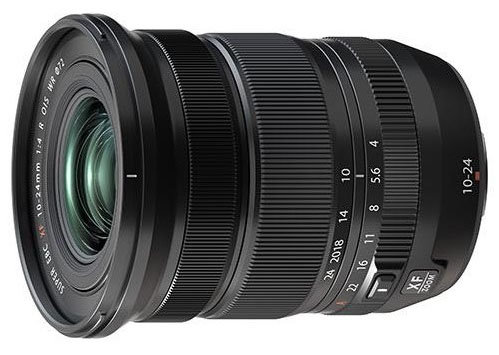 Fujifilm XF10-24mm F4 MarK II Lens Images Leaked Online