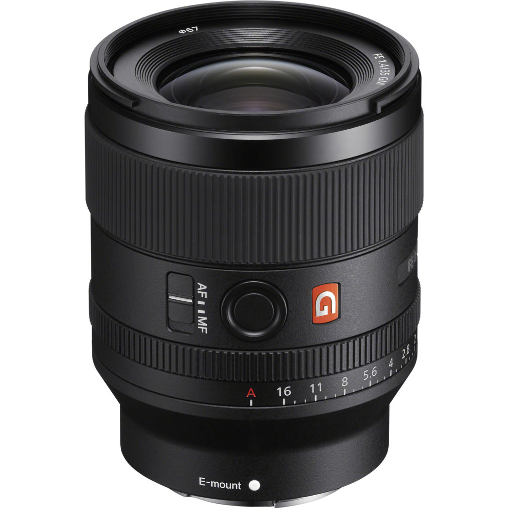 Sony FE 35mm F1.4 GM Lens In Stock & Shipping!