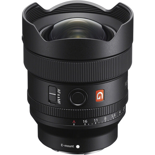Sony FE 14mm F1.8 GM Lens Available for Pre-Order!