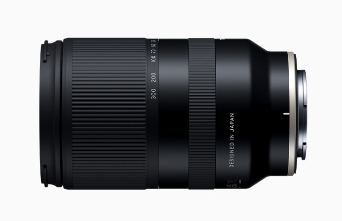 Tamron 18-300mm F3.5-6.3 Di III-A VC VXD Lens Available for Pre-Order